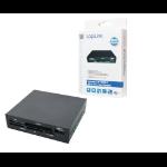 LogiLink CR0012 card reader Internal Black USB 2.0