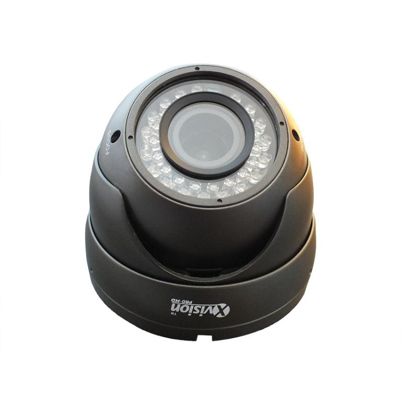 Xvision XC1080VVP-2-G IP security camera Indoor & outdoor Dome Grey