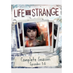 Square Enix LIFE IS STRANGE COMPLETE SEASON (EPISODES 1-5), PC PC English video game
