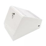 Loxit 7709 portable device management cart/cabinet Portable device management cabinet White