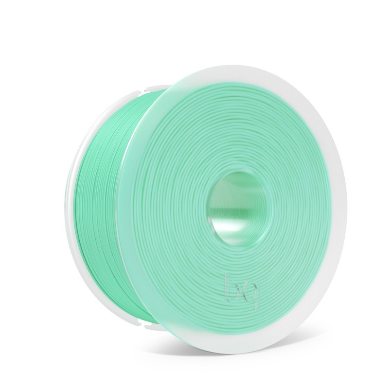 BQ EasyGo PLA 1,75mm Turquoise 1Kg 3D Printer Filament for BQ 3D Printers and all 3D / FDM printers