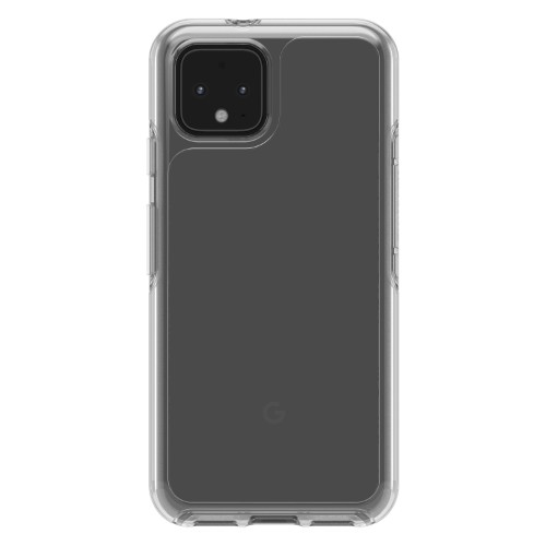 OtterBox Symmetry Clear Series for Google Pixel 4, transparent
