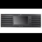 Hikvision Digital Technology DS-96128NI-I16/H network video recorder 3U Black