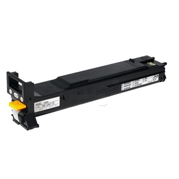 Konica Minolta A06V152 Toner black, 6K pages @ 5% coverage
