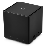 HP Advanced Wireless Docking Station WiGig Black