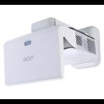 Acer U5320W Projector - 3000 Lumens - WXGA - 3D Projector + Wall Mount Kit