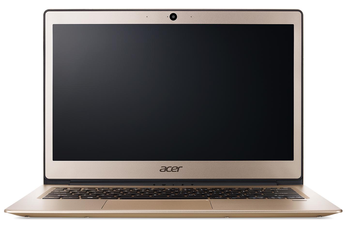 Swift SF113-31 Gold 13.0 INCH - Pentium QC N4200 4GB 64GB eMMC UMA FHD Win10Hm