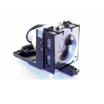 ProjectorEurope Generic Complete Lamp for PROJECTOREUROPE TRAVELER 707 projector. Includes 1 year warranty.