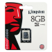 Kingston Technology 8GB microSDHC 8GB MicroSDHC memory card