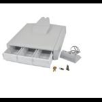 Ergotron 97-901 Grey,White Drawer multimedia cart accessory