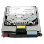 "HP 1.0TB Fiber Channel ATA (FATA) hot-swap add-on HDD 2.5"" 1000 GB"