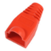 Microconnect Boots RJ-45 Plugs Red