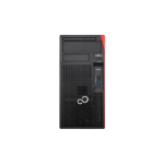Fujitsu ESPRIMO P558 i5-9400 Micro Tower 9th gen Intel® Core™ i5 8 GB DDR4-SDRAM 512 GB SSD Windows 10 Pro PC Black