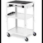 Bretford MIC Cart White 34 lbs (15.4 kg)