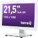 """Wortmann AG TERRA 2211wh GREENLINE 3.2GHz i5-6500 21.5"""" 1920 x 1080pixels Touchscreen White All-in-One PC"""