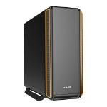 be quiet! Silent Base 801 Midi-Tower Black,Orange