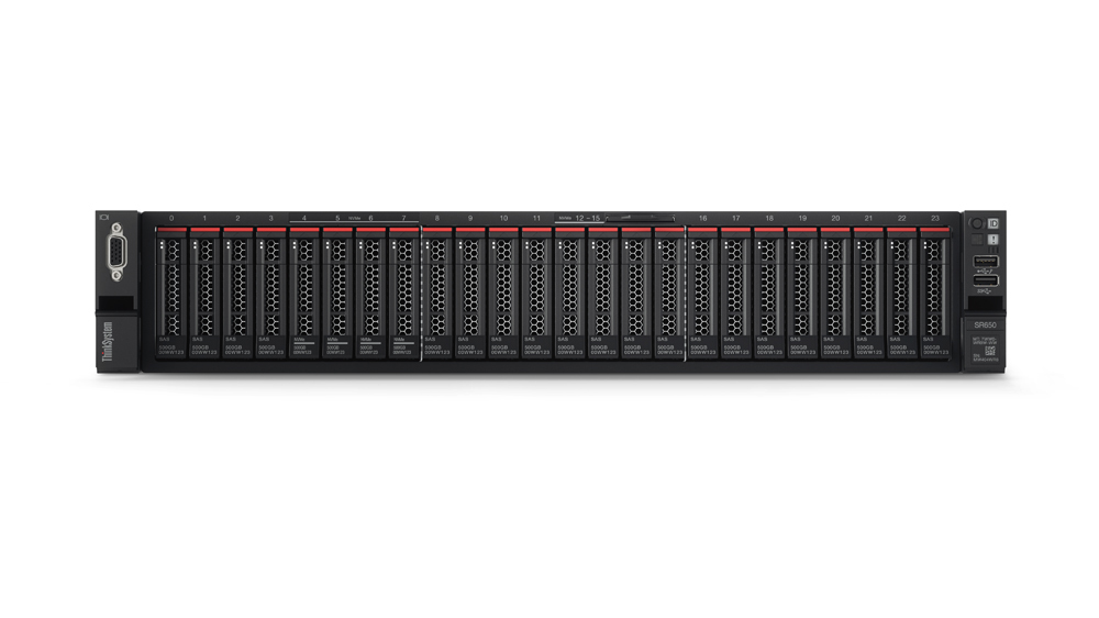 Lenovo ThinkSystem SR650 2.1GHz 4110 750W Rack (2U) server