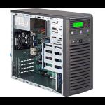 Supermicro 5038D-I Intel C222 LGA 1150 (Socket H3) Black