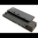 Lenovo ThinkPad Basic Dock - Black, 65W (40A10065DK)