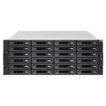 QNAP TS-2477XU-RP-2700-16G 240TB 24x10TB Seagate Exos 24 Bay NAS Rackmount