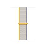 Apple MJFR3ZM/A smartwatch accessory Band Weiß Nylon