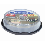Maxell DVD+R 4,7GB 16X 10-Pack 4.7 GB 10 pc(s)