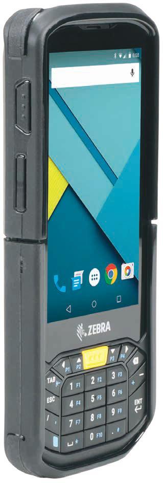 "Mobilis Protech Pack funda para teléfono móvil 10,2 cm (4"") Negro"