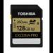 Toshiba 128GB SDXC 128GB SDXC UHS Class 3 memory card