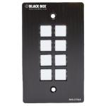 Black Box AVS-CTRL8 push-button panel