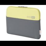 "Dicota D31138 13.3"" Notebook sleeve Grey,Lime notebook case"