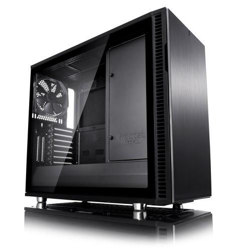 Fractal Design Define R6 USB-C–TG computer case Desktop Black