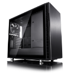 Fractal Design Define R6 USB-C–TG Midi Tower Black