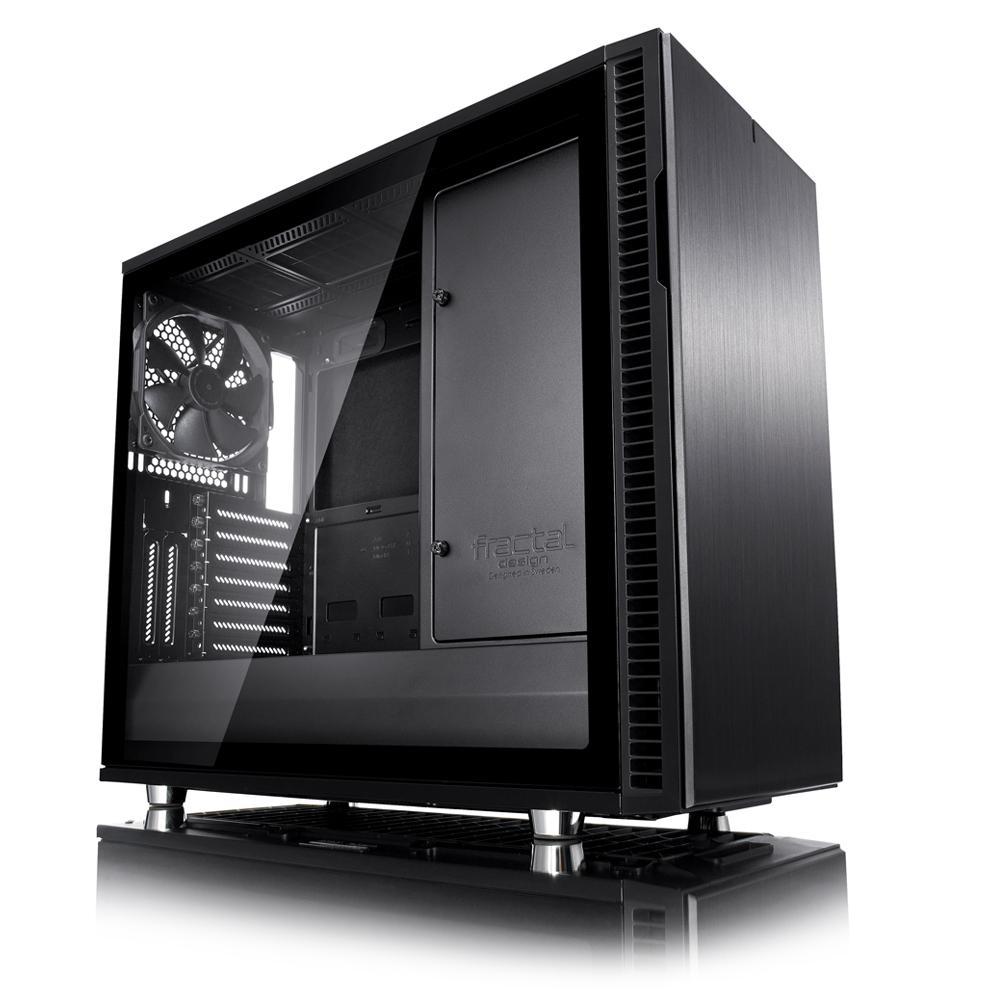 Fractal Design Define R6 USB-C–TG Desktop Black