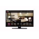 "LG 43LV541H 43"" Full HD 400cd/m² Black 20W hospitality TV"