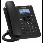 Panasonic KX-HDV130 IP phone Black 4 lines LCD