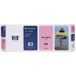 HP C4945A (83) Ink cartridge bright magenta, 680ml