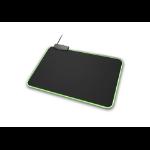 Sharkoon 1337 RGB L Black Gaming mouse pad