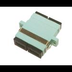 AddOn Networks ADD-ADPT-SCFSCF3-MD fibre optic adapter SC Black,Green