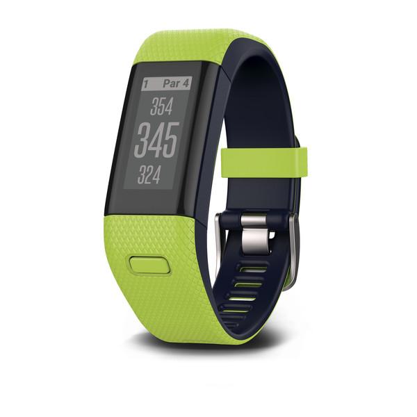 Approach X40 Golf GPS Limelight / Midnight Blue Watch