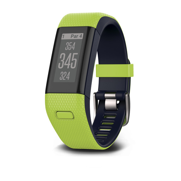 "Garmin Approach X40 Wristband activity tracker 1"" LCD Wireless Black"