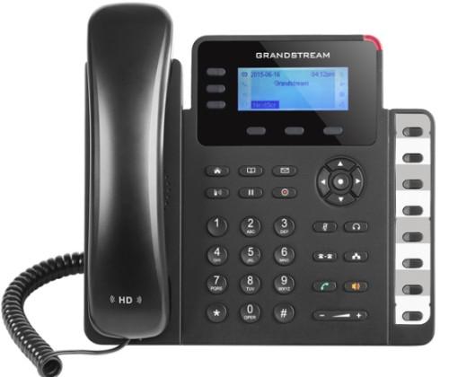 Grandstream Networks GXP1630 IP phone Black 3 lines LCD