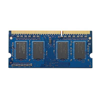 HP 4GB DDR3-1600 memory module 1600 MHz