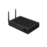 LG CL600W-1C cliente liviano 1,5 GHz J4105 Windows 10 IoT Enterprise 800 g Negro