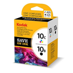 Kodak 3949948 (10B10C) Ink cartridge multi pack, 420 pages, Pack qty 2