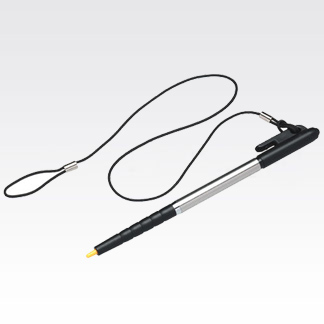 Spring-loaded Stylus 3pk Tethered