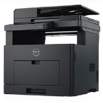 DELL H815dw 1200 x 1200DPI Laser A4 40ppm Wi-Fi Black multifunctional