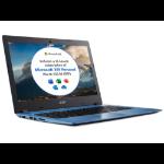 Acer Aspire 1 A114-32 14 inch Laptop (Intel Celeron N4020, 4GB RAM, 64GB eMMC, HD Display, Windows 10 in S Mode, Office 365 Personal, Blue)