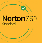 NortonLifeLock Norton 360 Standard 1 license(s)