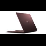 "Microsoft Surface Laptop 2.5GHz i7-7660U 7th gen Intel® Core™ i7 13.5"" 2256 x 1504pixels Touchscreen Burgundy Notebook"