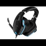 Logitech G G635 Headset Head-band Black, Blue